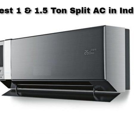 Best 1 & 1.5 Ton Split AC in India