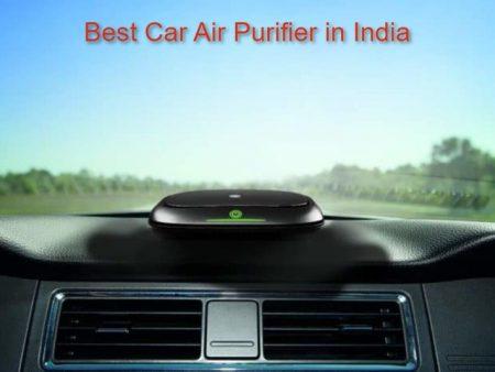 Best Car Air Purifier in India (2021) – Expert Reviews